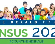 Dekalb Census 2020 Webb Banner