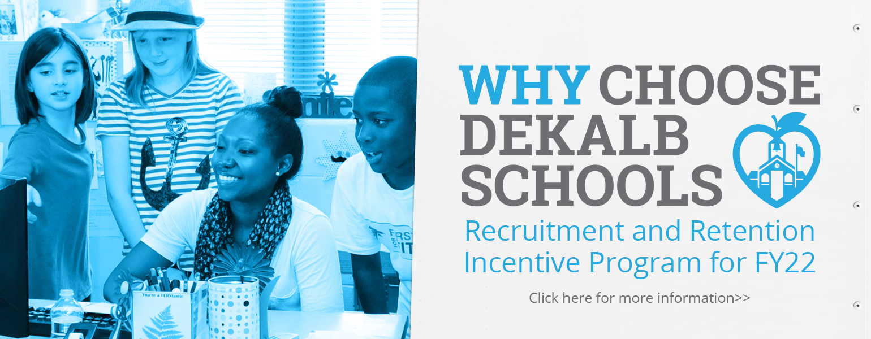 DCSD's employee recruitment and retention program