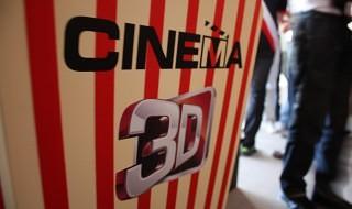 Presentación de Cinema 3D de LG
