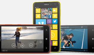Nokia anuncia el Lumia 625