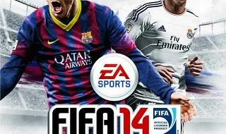 La nueva portada de FIFA 14 en UK con Messi y Bale, ahora, con la camiseta del Real Madrid