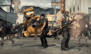 El modo multijugador cooperativo y las armas Super Combo de Dead Rising 3