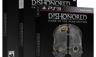 Anunciada la Edición GOTY de Dishonored