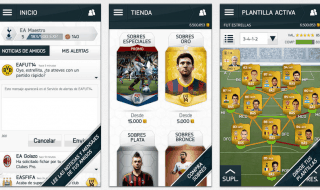 EA Sports Football Club se actualiza en iOS y Android para FIFA 14 y su Ultimate Team