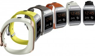 Galaxy Gear: El smartwatch de Samsung