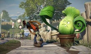 Plants vs Zombies: Garden Warfare será solo multijugador