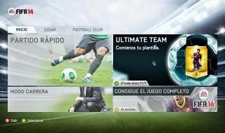 Mod para aumentar el tiempo de los partidos en la demo de FIFA 14 para PC