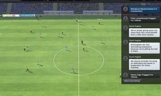 La tecnología detrás de Football Manager 2014