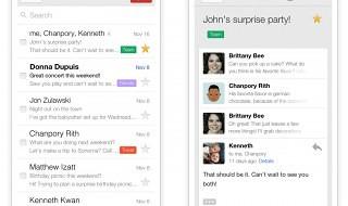 Ahora es más fácil adjuntar archivos en la app de Gmail para iOS