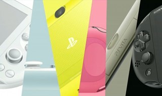 Sony anuncia el primer rediseño de PS Vita
