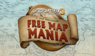 Todos los mapas multijugador de Uncharted 3, gratis!