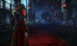 Las garras del caos en Castlevania: Lords of Shadow 2