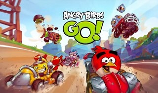 Angry Birds GO! ya disponible