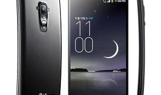 LG G Flex a la venta la semana que viene por 799€