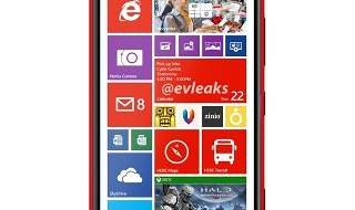 Este sería el Lumia 1520