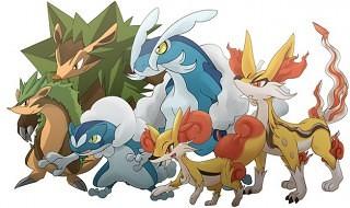 Trailer de lanzamiento de Pokémon X y Pokémon Y