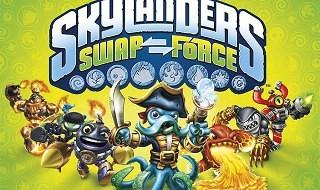 Skylanders SWAP Force ya disponible
