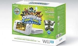 Nuevo pack de Wii U con Skylanders Swap Force y Nintendo Land