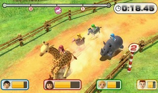 Trailer con gameplay de Wii Party U
