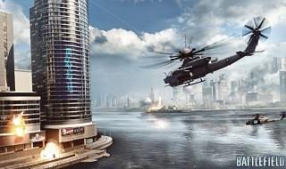 Nueva actualización para Battlefield 4 en Xbox 360