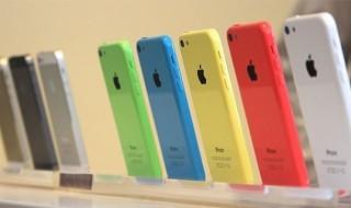 iPhone 5s y iPhone 5c en España el 25 de octubre