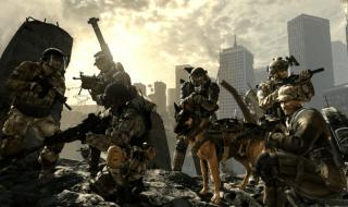 Pelotones, nuevos modos de juego cooperativos para Call of Duty: Ghosts