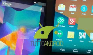 Fotos del Nexus 5 con Android 4.4 KitKat