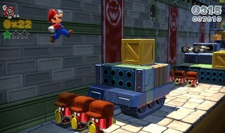 Trailer con gameplay de Super Mario 3D World