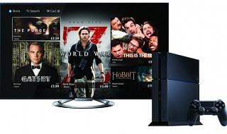 Las aplicaciones de entretenimiento para PS4