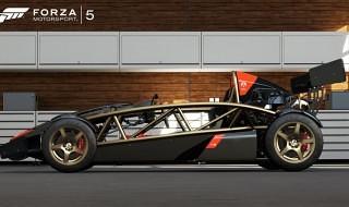 Una vuelta a Indianápolis y Silverstone con Forza Motorsport 5