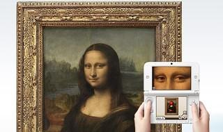 La guía del Louvre para Nintendo 3DS ya disponible en la eShop