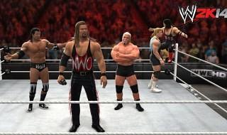 Ya disponible el Paquete nWo, primer DLC de WWE 2K14