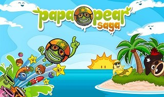 Papa Pear Saga, de los creadores de Candy Crush, ya disponible para iOS y Android
