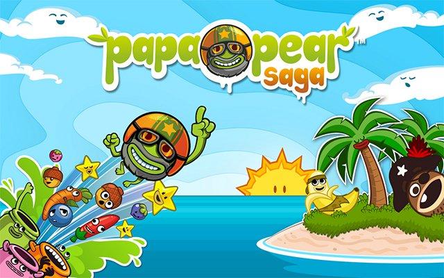 Papa-pear-saga