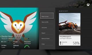 Nuevas imágenes del dashboard de Xbox One