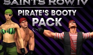 El Pack Botín Pirata ya disponible para Saints Row IV