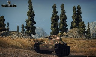 Actualizacion 8.10 para World of Tanks
