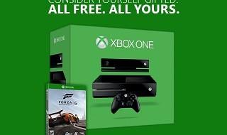 Microsoft está regalando consolas Xbox One y juegos a algunos usuarios de Xbox Live