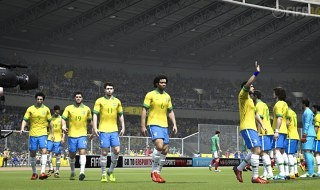 Anuncio para TV de FIFA 14 para Xbox One y PS4
