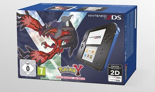 Packs de Nintendo 2DS con Pokemon X y Pokemon Y el 5 de diciembre