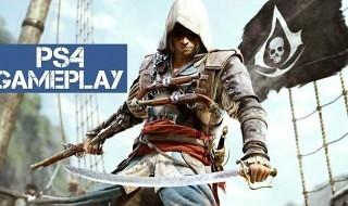 45 minutos de gameplay de Assassin's Creed IV: Black Flag en PS4