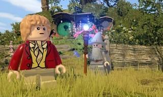 Primer trailer de LEGO: El Hobbit