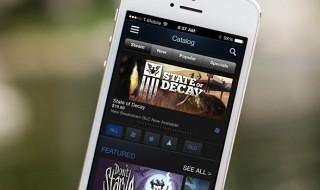 La versión 1.3 de la app de Steam para iOS estrena diseño, entre otras cosas