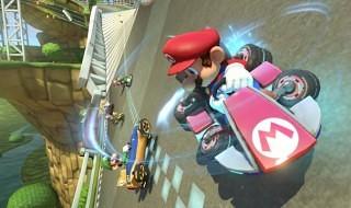 Trailer de lanzamiento de Mario Kart 8