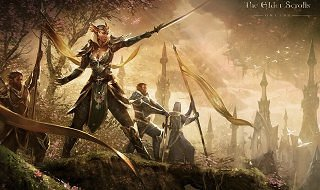 Gameplay de The Elder Scrolls Online