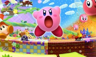 Mucho gameplay de Kirby: Triple Deluxe