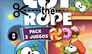 Cut the Rope llegará en marzo a Nintendo 3DS