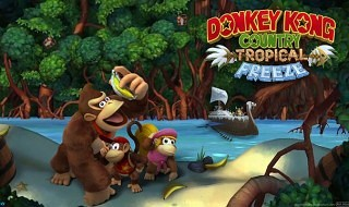 35 minutos de gameplay de Donkey Kong: Tropical Freeze
