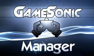 GameSonic Manager 1.75 para PS3