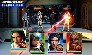 Anunciado Star Wars: Assault Team para iOS, Android y Windows 8